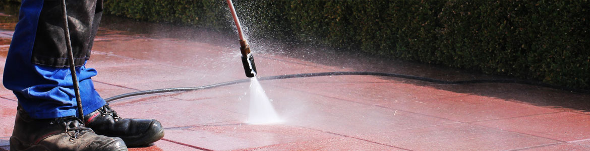 Power washing and pressure cleaning services company HEVC Painting